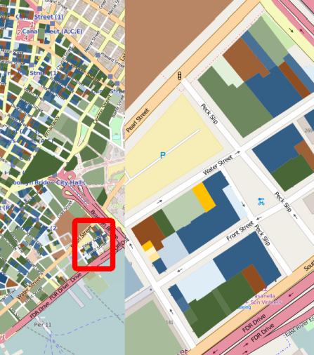 Masterarbeit – Management von Geoinformationen für kombinierte Analysen